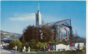 Wayfarer Chapel through the years--organic architecture